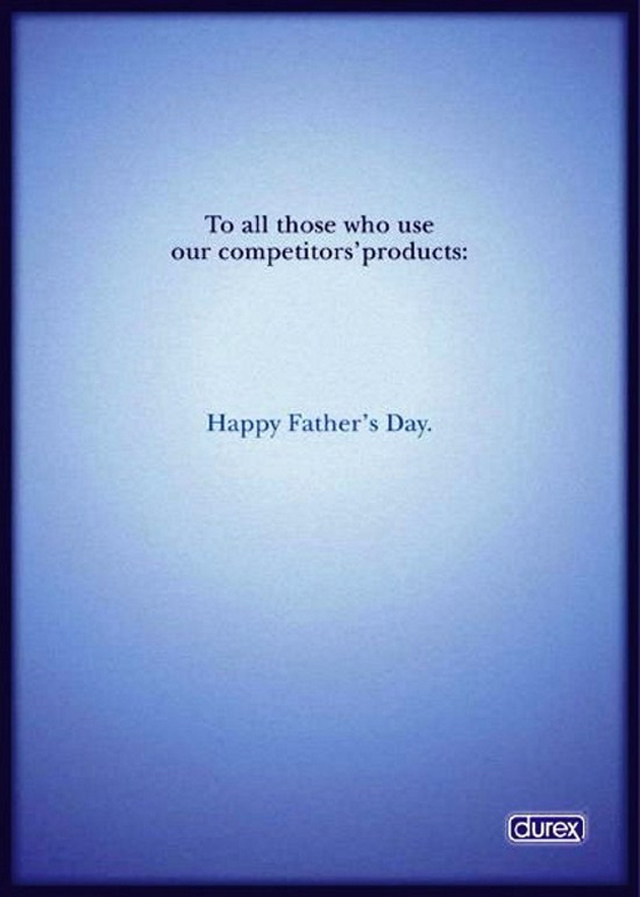 Durex: Happy Father